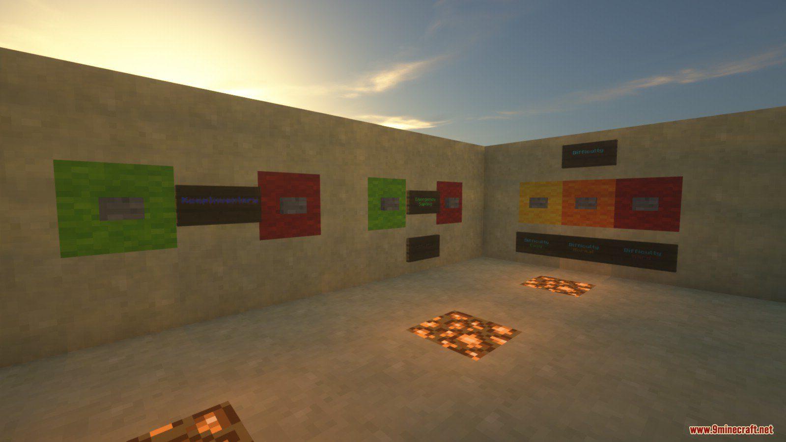 Custom SkyBlock Map Screenshots (1)