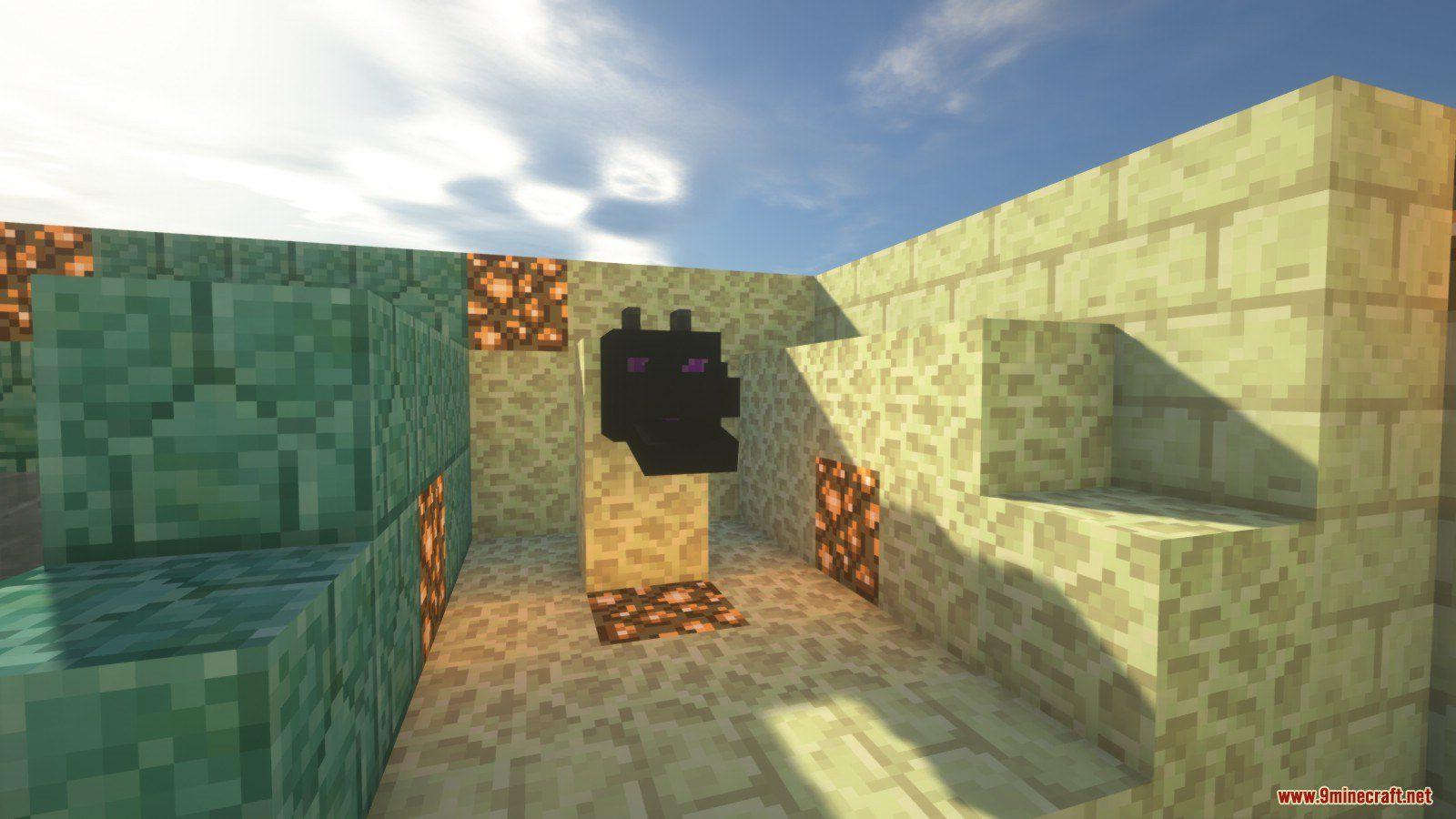 Custom SkyBlock Map Screenshots (10)