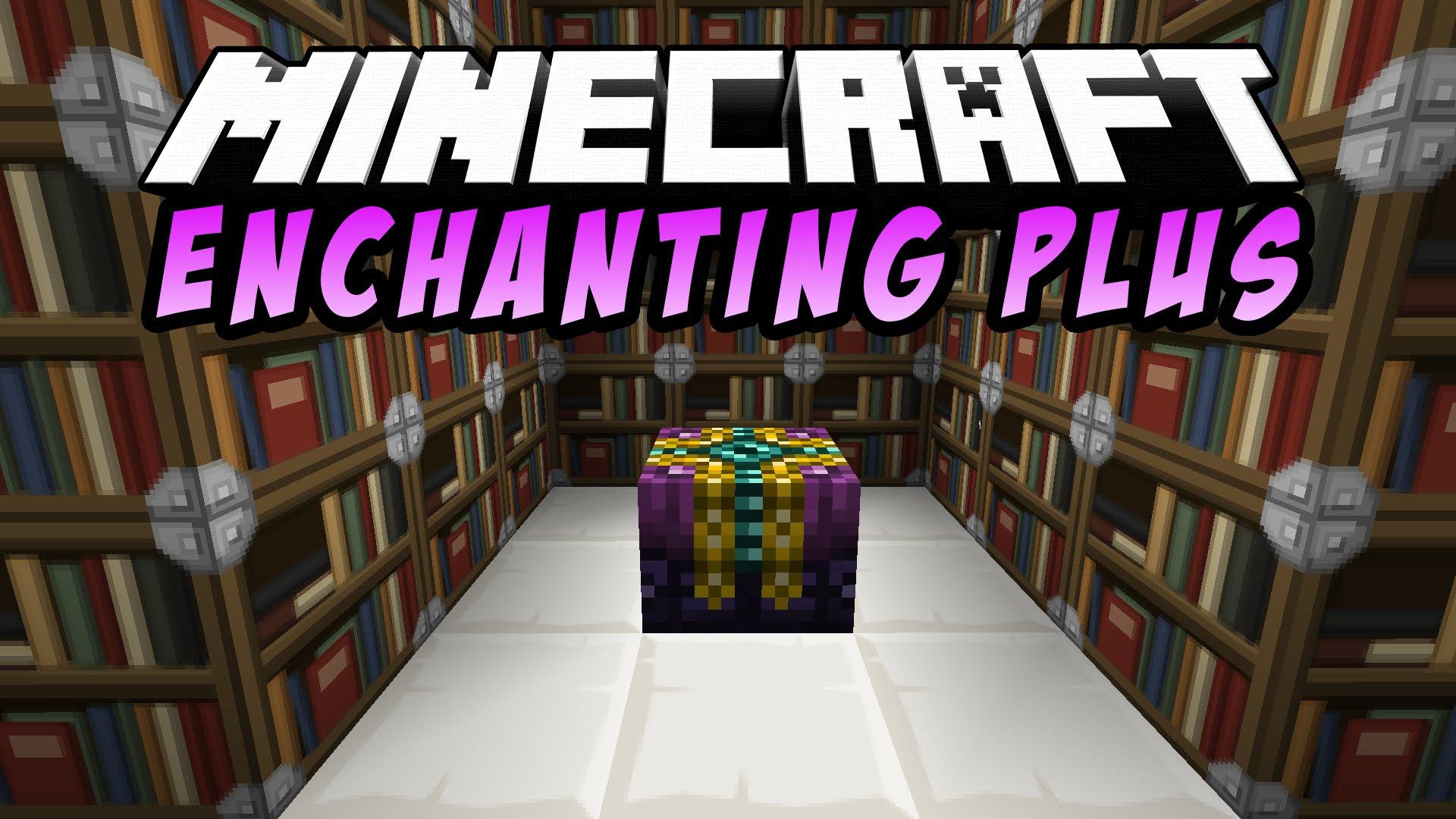 Enchant Plus Data Pack Thumbnail