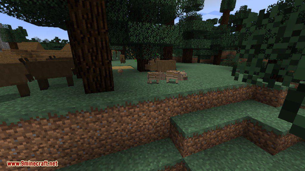 Fauna and Ecology Mod Screenshots 3