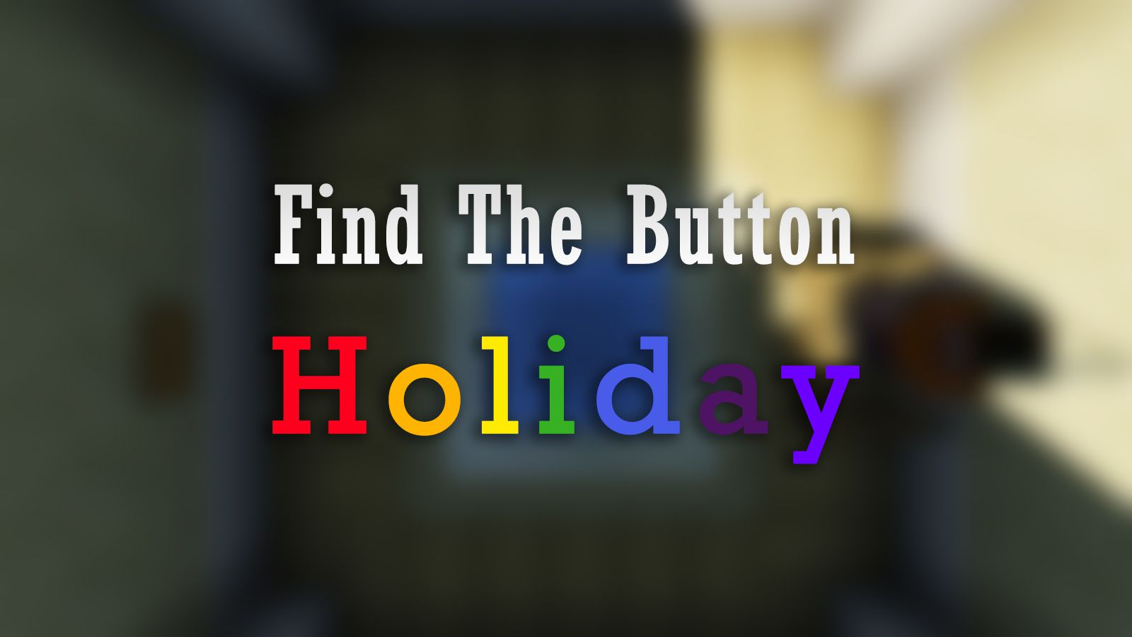 Find The Button Holidays Map Thumbnail