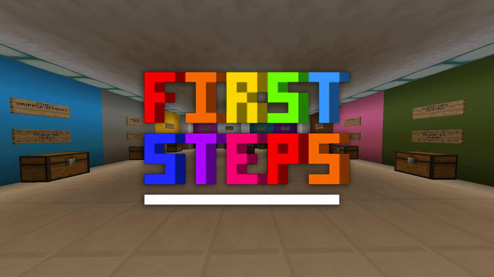 First Steps Map Thumbnail