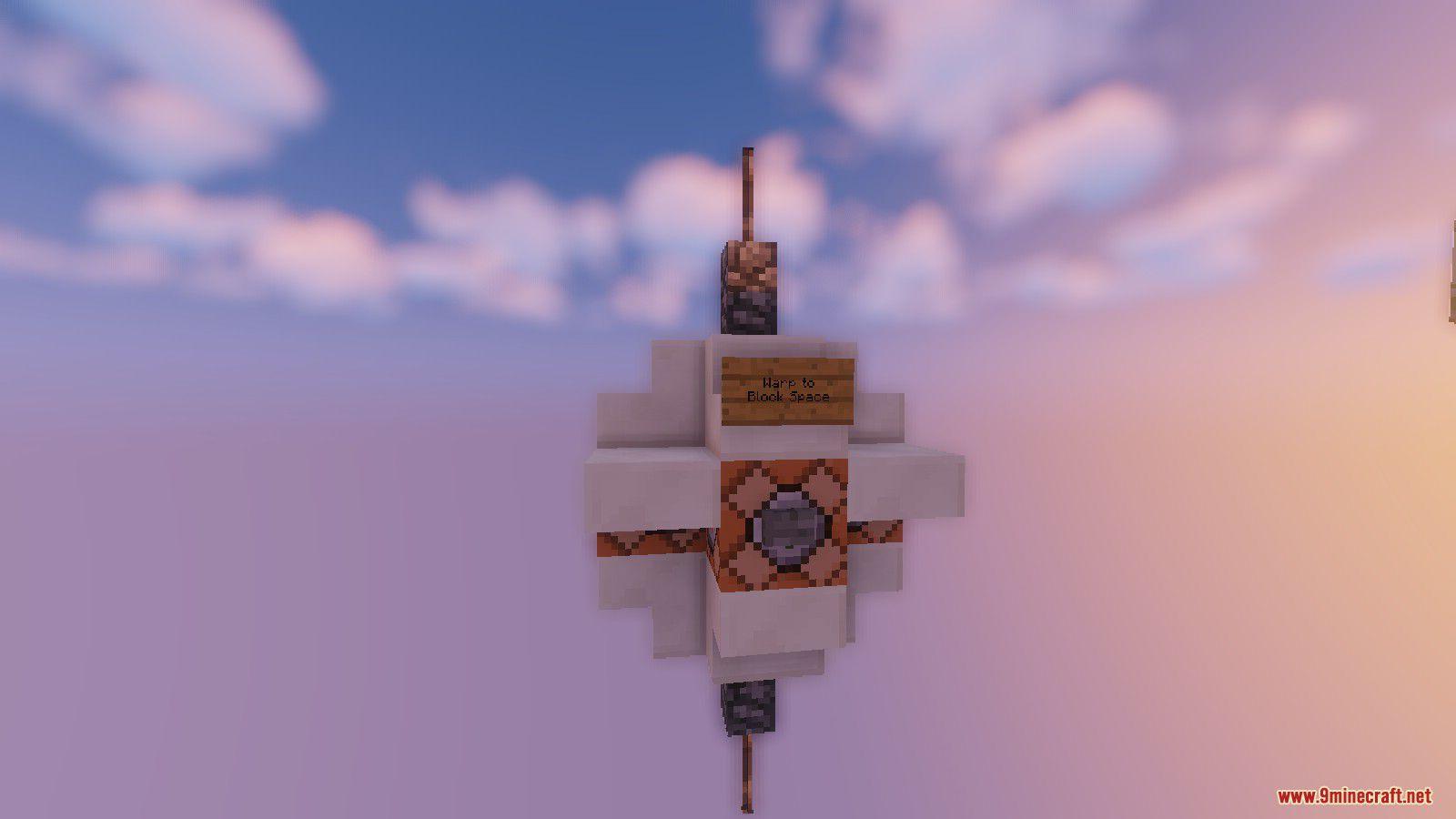 Floating Island Block Scavenger Map Screenshots (2)