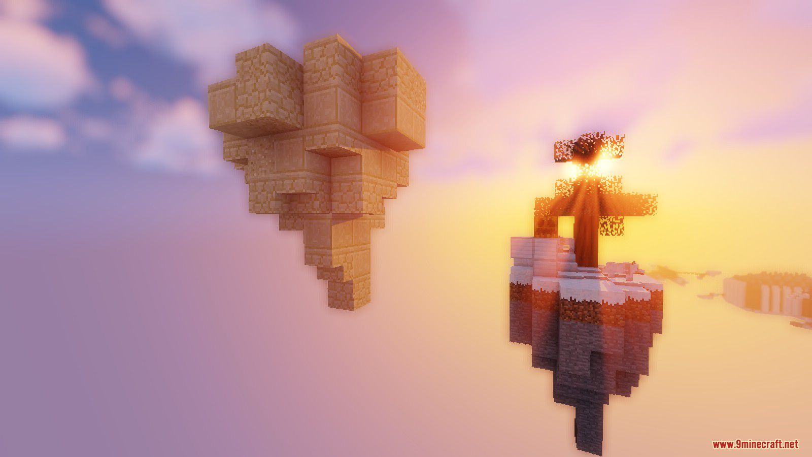 Floating Island Block Scavenger Map Screenshots (3)