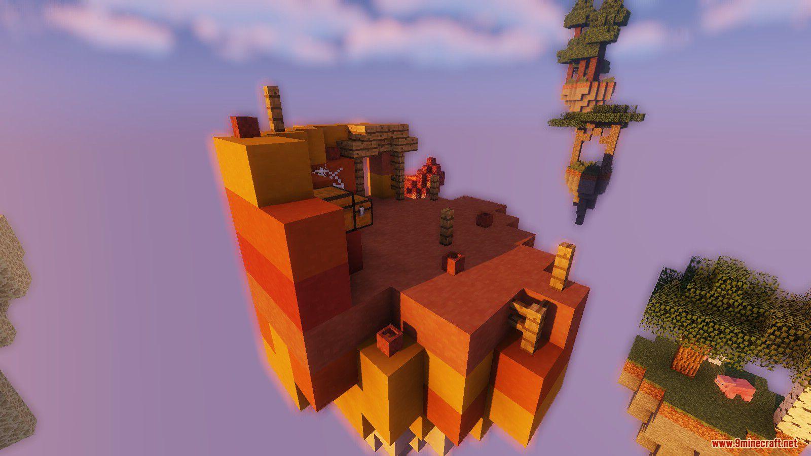 Floating Island Block Scavenger Map Screenshots (4)