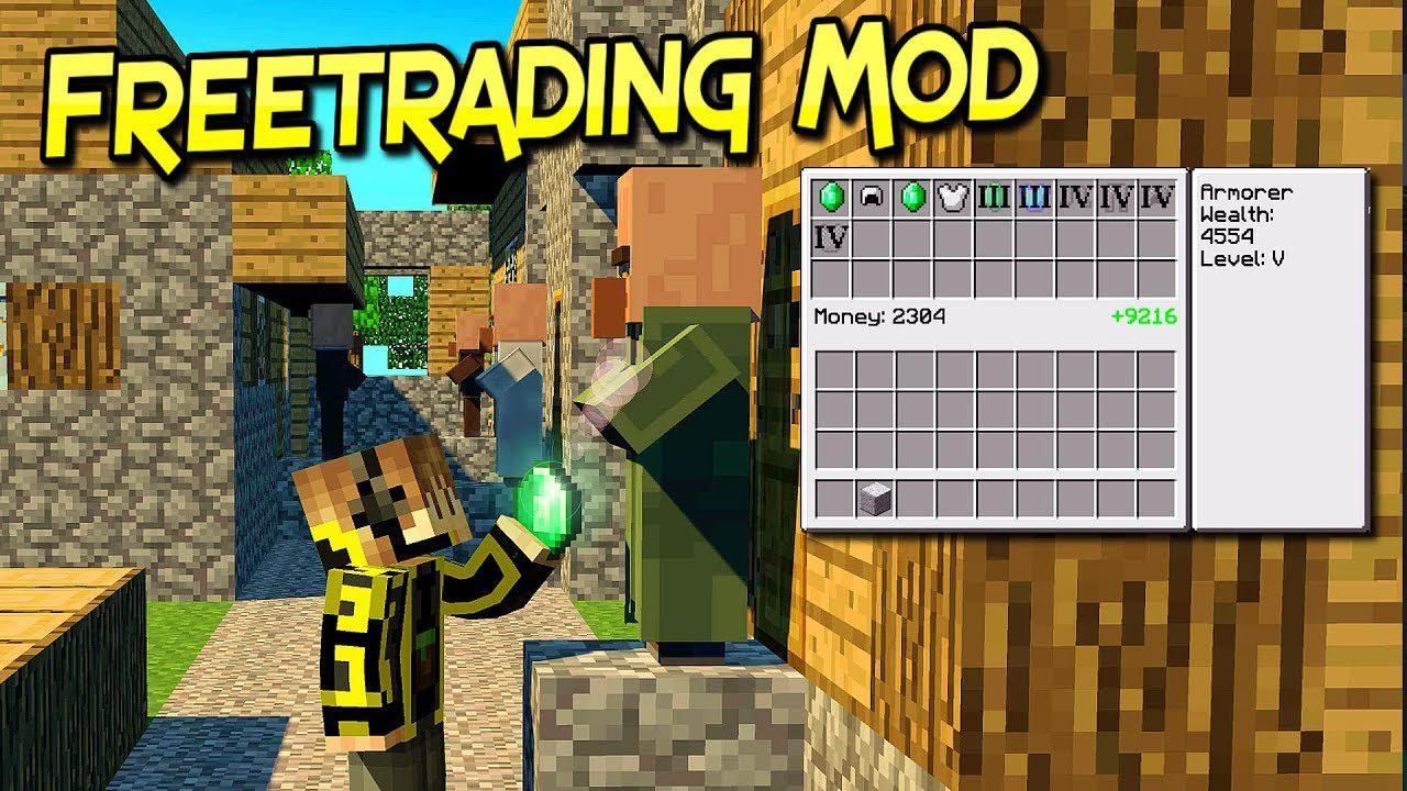 minecraft villager trades 1.14