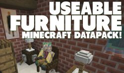 Furniture Data Pack