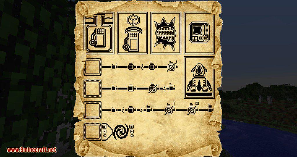 Futurepack mod for minecraft 01