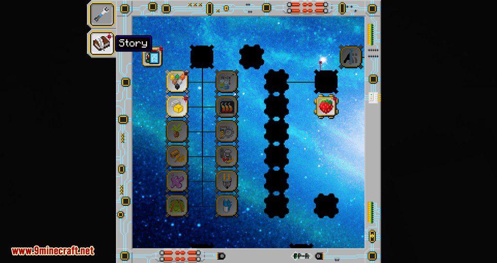 Futurepack mod for minecraft 16