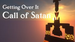 Getting Over It Call of Satan Map Thumbnail