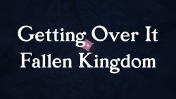 Getting Over It Fallen Kingdom Map Thumbnail