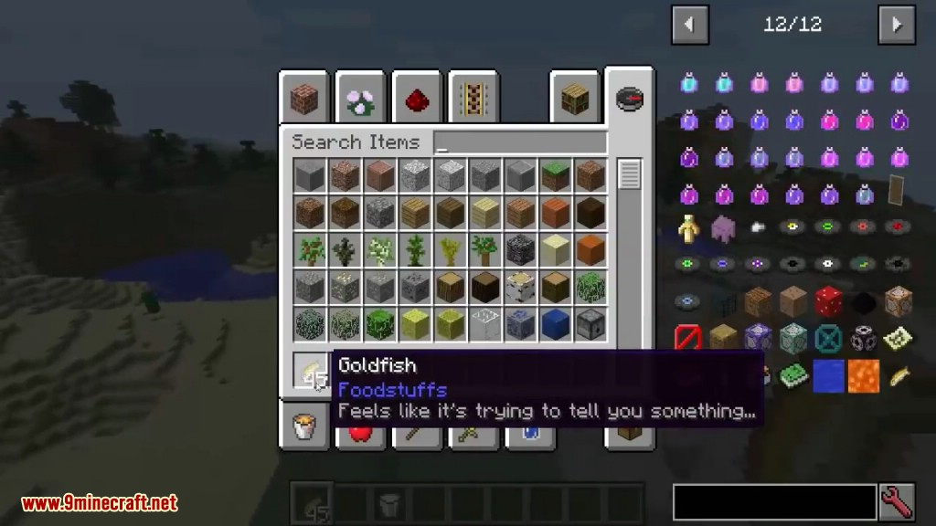 Goldfish Myth Mod Screenshots 1