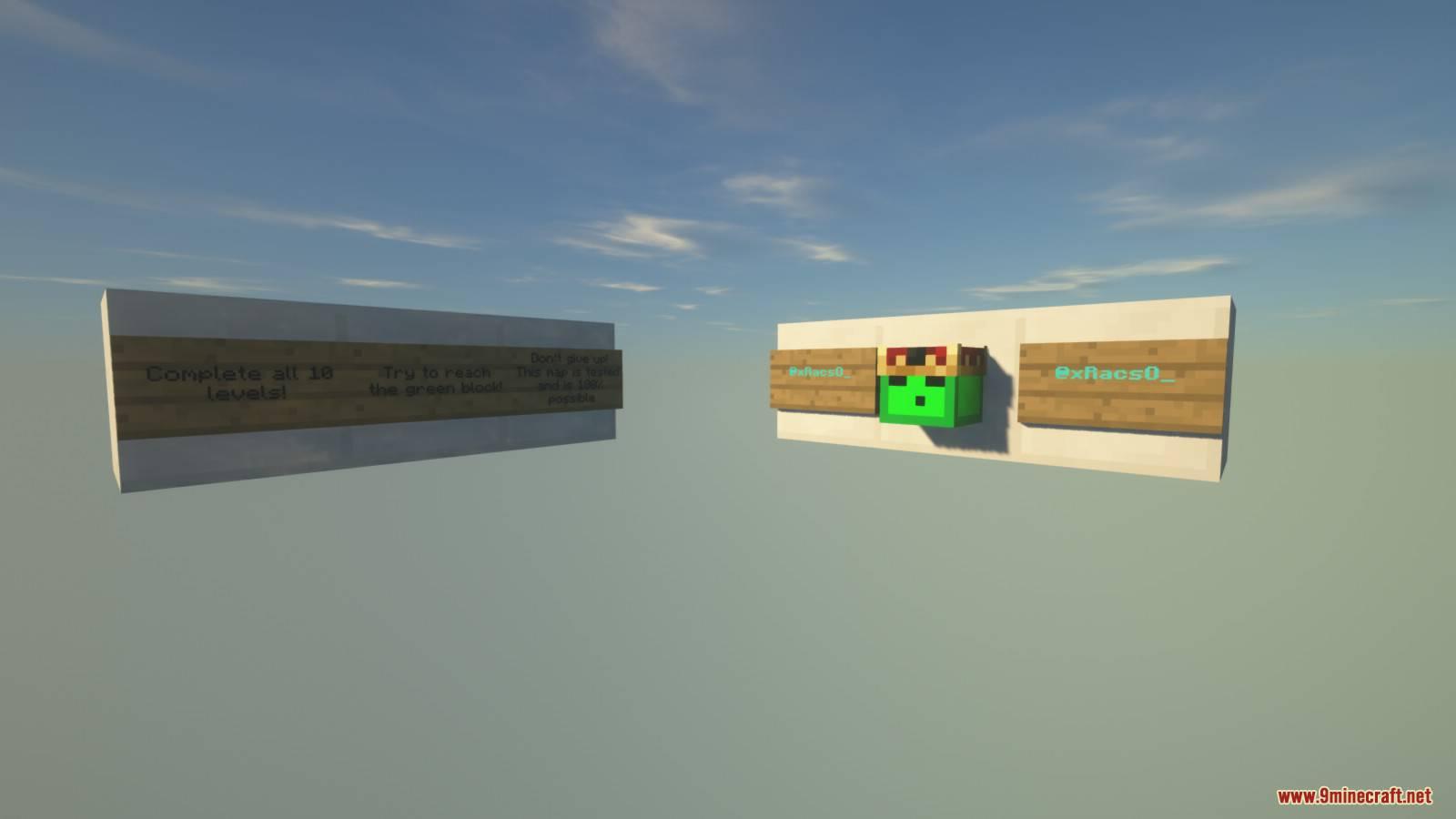 Hard Parkour Map Screenshots (1)