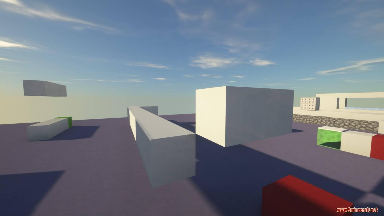 Hard Parkour Map Screenshots (6)