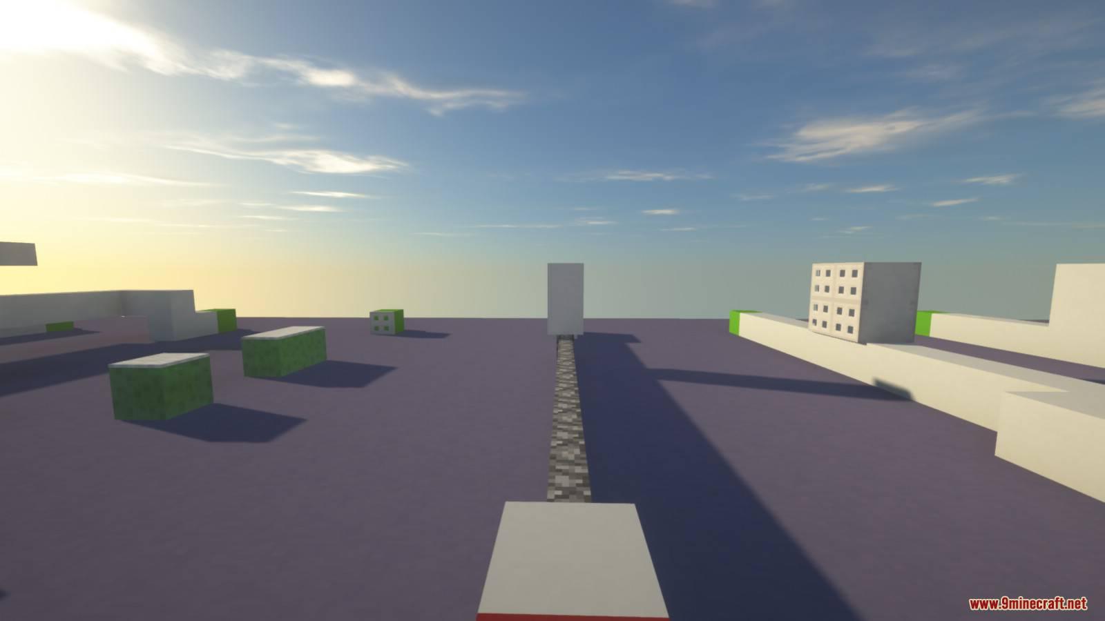 Hard Parkour Map Screenshots (8)