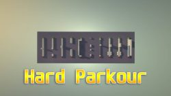 Hard Parkour Map Thumbnail