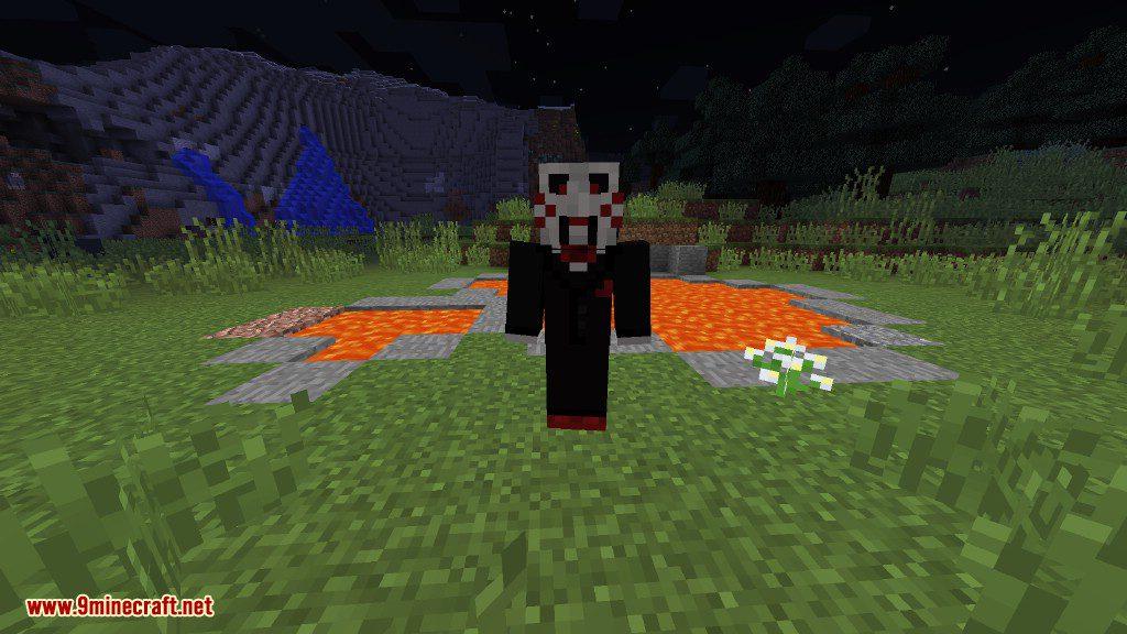 Horror Movie Monsters Mod Screenshots 1