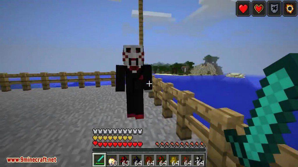 Horror Movie Monsters Mod Screenshots 16