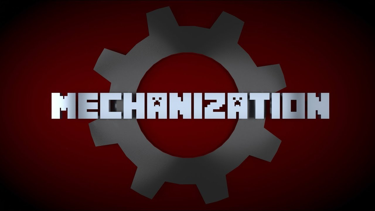 Mechanization Datapack Thumbnail