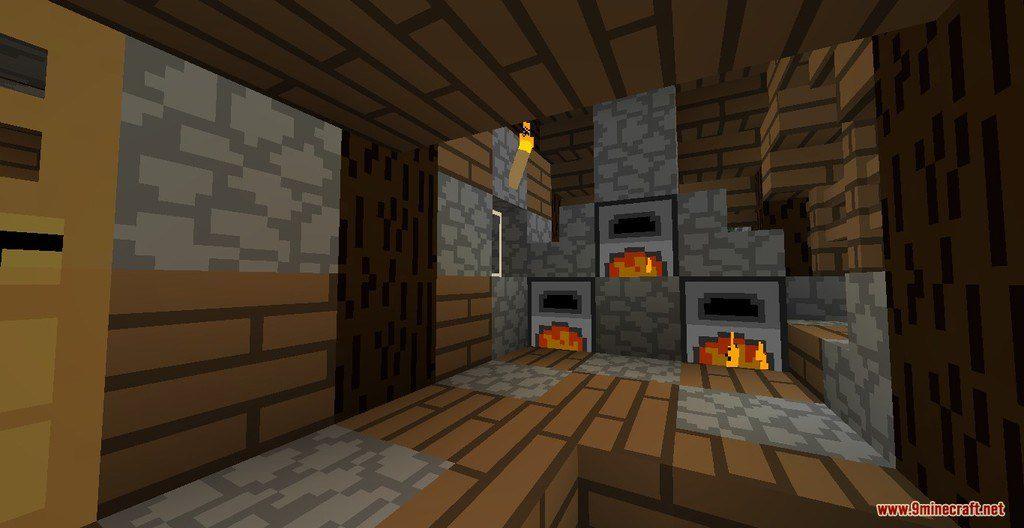 MistyCraft Resource Pack Screenshots 1
