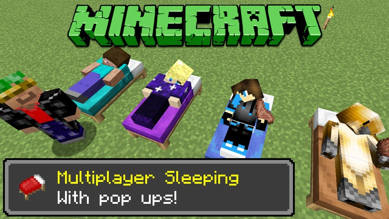 Multiplayer Sleeping Data Pack Thumbnail