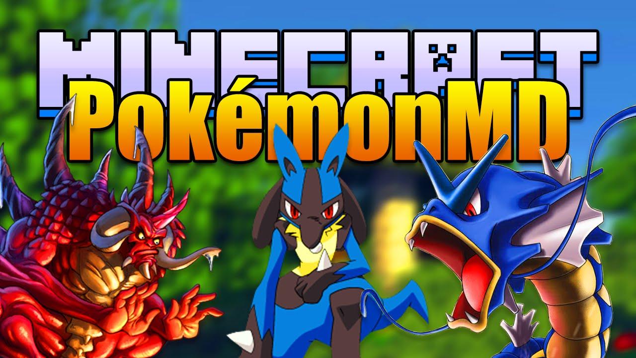 PokémonMD Mod