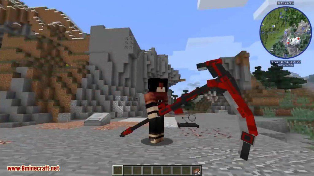 RWBY Models Mod Screenshots 2