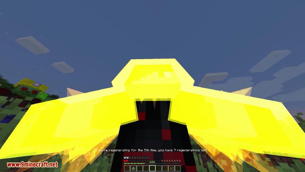 Regeneration Mod Screenshots 1