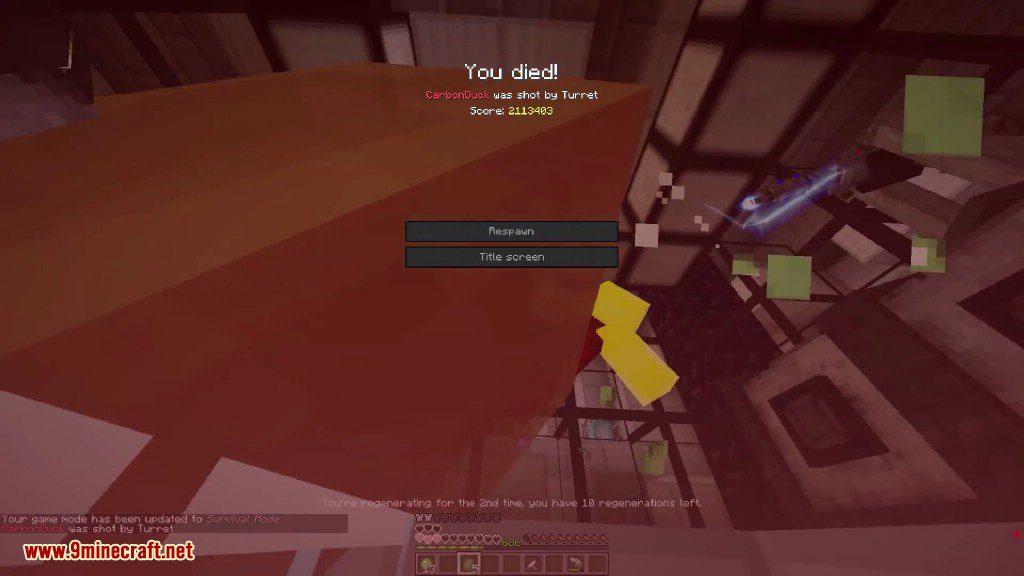 Regeneration Mod Screenshots 6