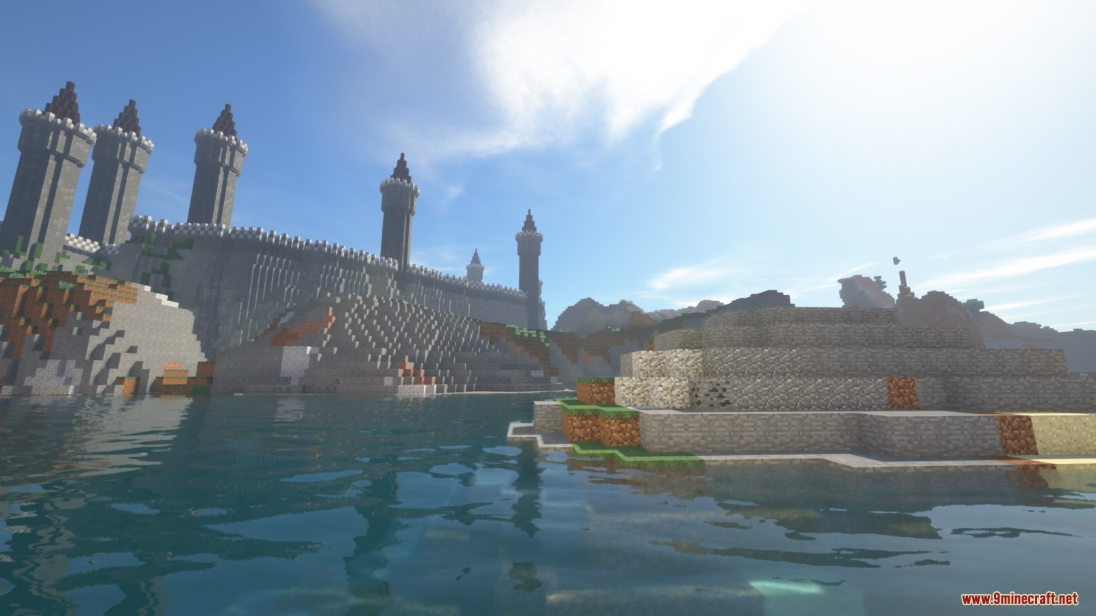 Roleplay Castle Map 1 12 2 1 12 For Minecraft 9minecraft Net