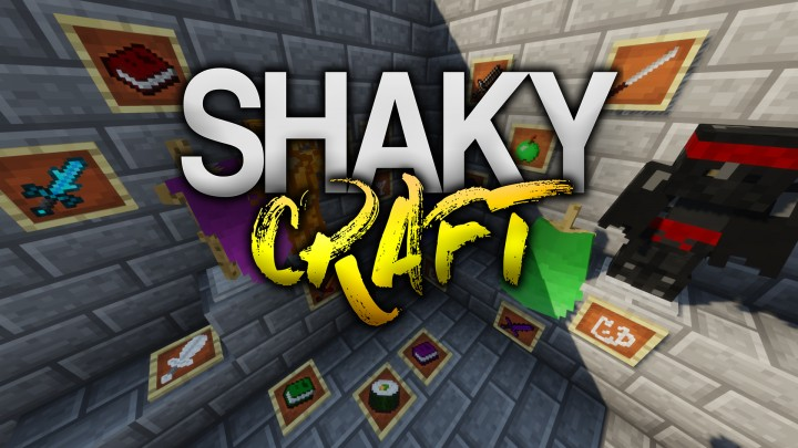 ShakyCraft Resource Pack