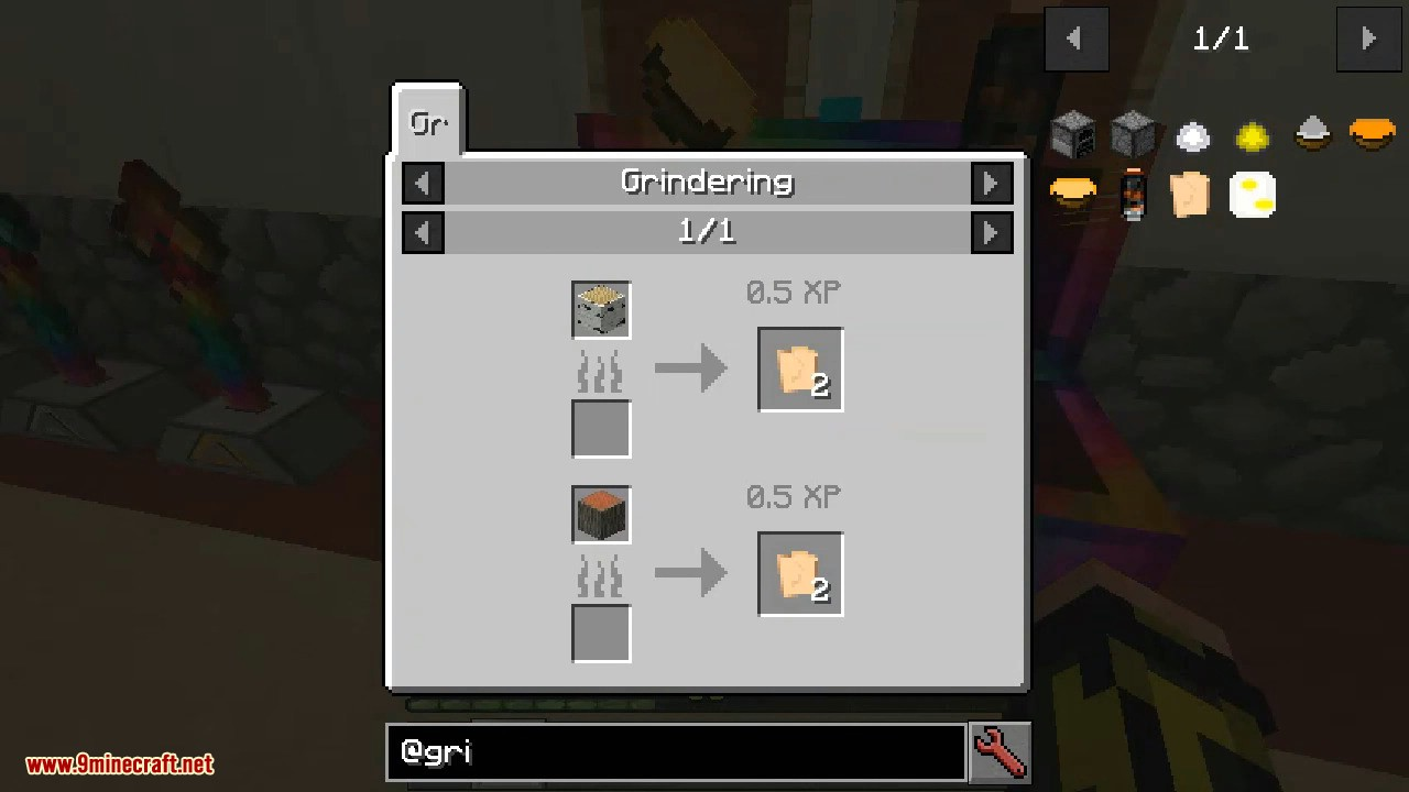 Simple Grinder Mod 06