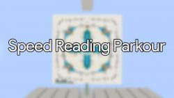 Speed Reading Parkour Map Thumbnail