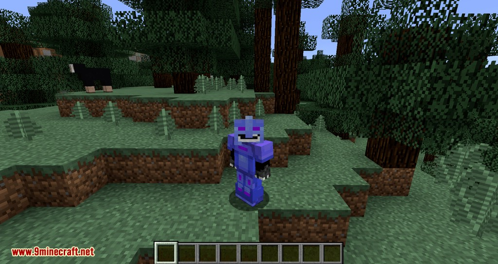 Thaumic Bases Unofficial mod for minecraft 01