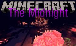 The Midnight mod for minecraft logo