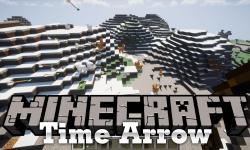 Time Arrow Mod for minecraft logo