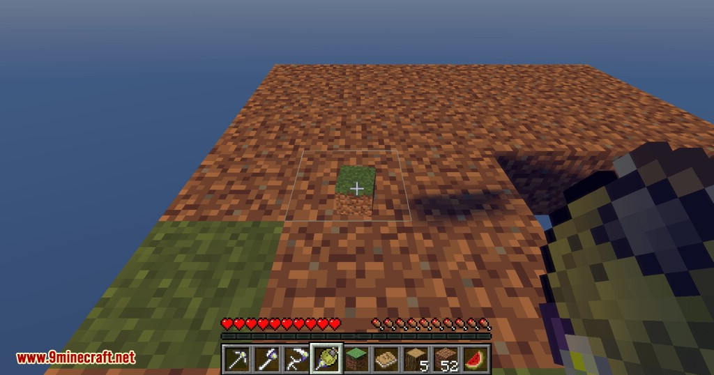 Tinkers Skyblock mod for minecraft 05