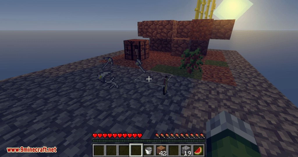 Tinkers Skyblock mod for minecraft 07