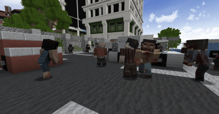 Tissou's Zombie Resource Pack Screenshots 2