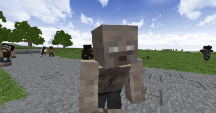 Tissou's Zombie Resource Pack Screenshots 3