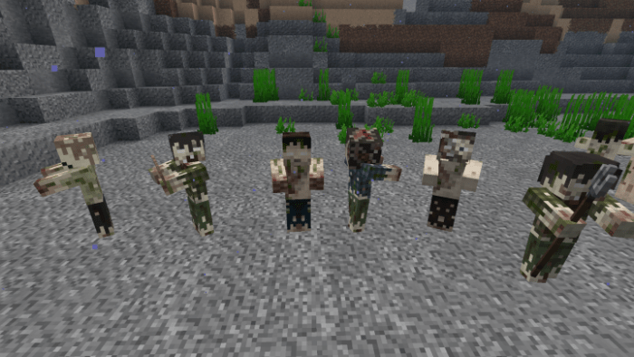 Tissou's Zombie Resource Pack Screenshots 5