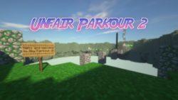 Unfair Parkour 2 Map Thumbnail