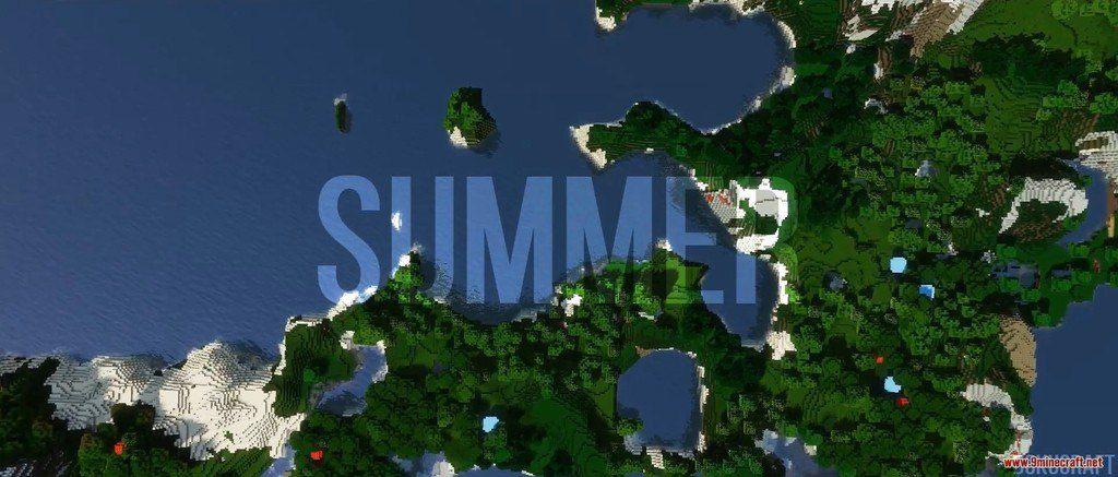 Universal Seasons Resource Pack Screenshots 3