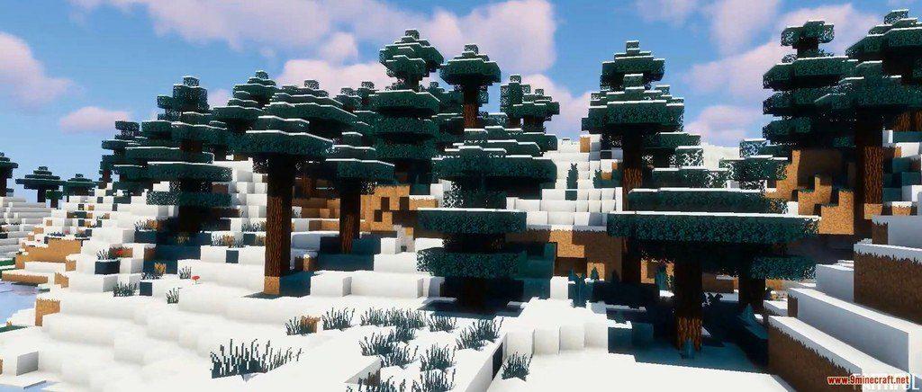 Universal Seasons Resource Pack Screenshots 8