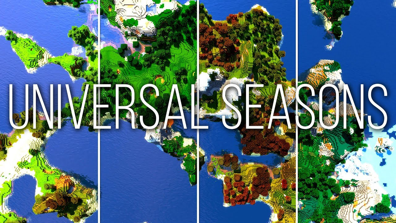 Universal Seasons Resource Pack