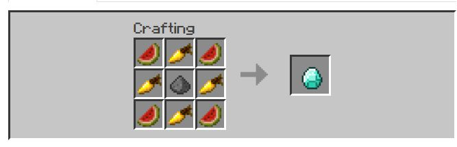farming ores diamond ore