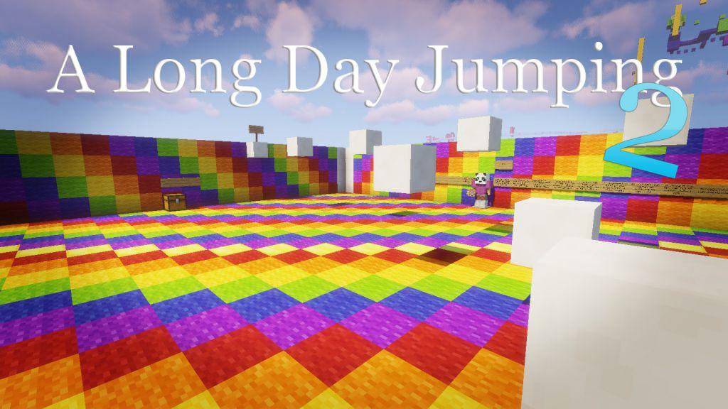 A Long Day Jumping 2 Map Thumbnail