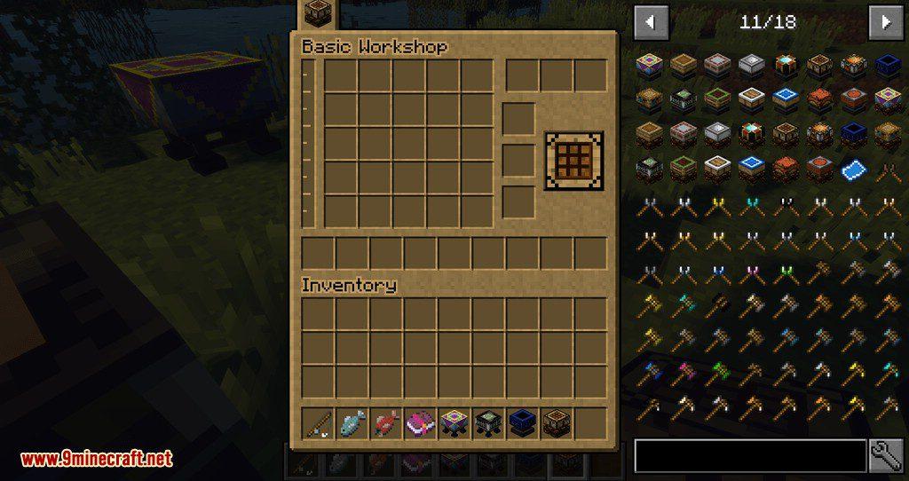 Athenaeum mod for minecraft 07