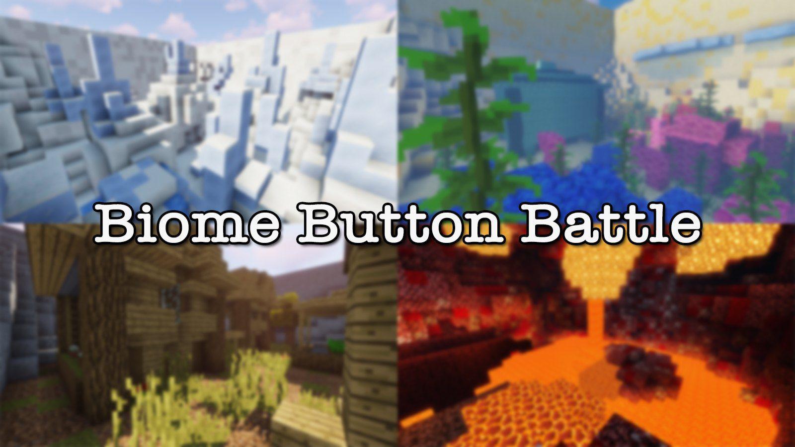 Biome Button Battle Map 1 13 2 for Minecraft - 9Minecraft Net