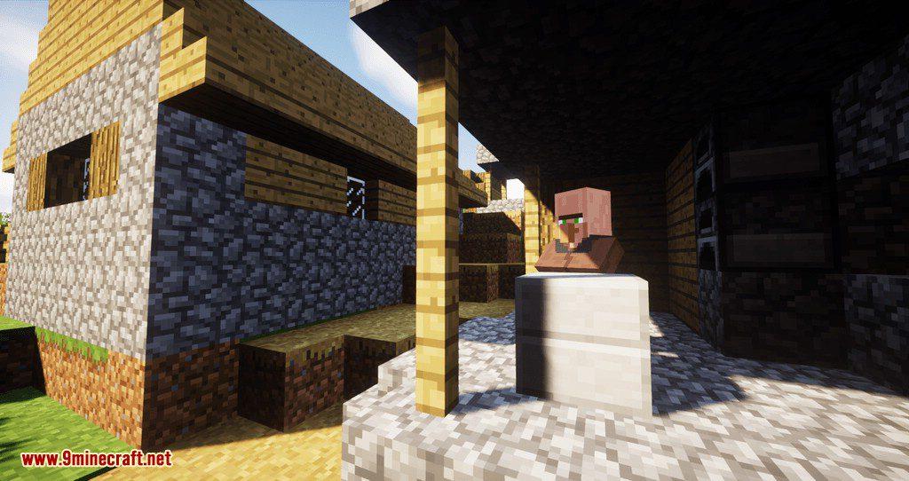 Born In A Barn mod for minecraft 02